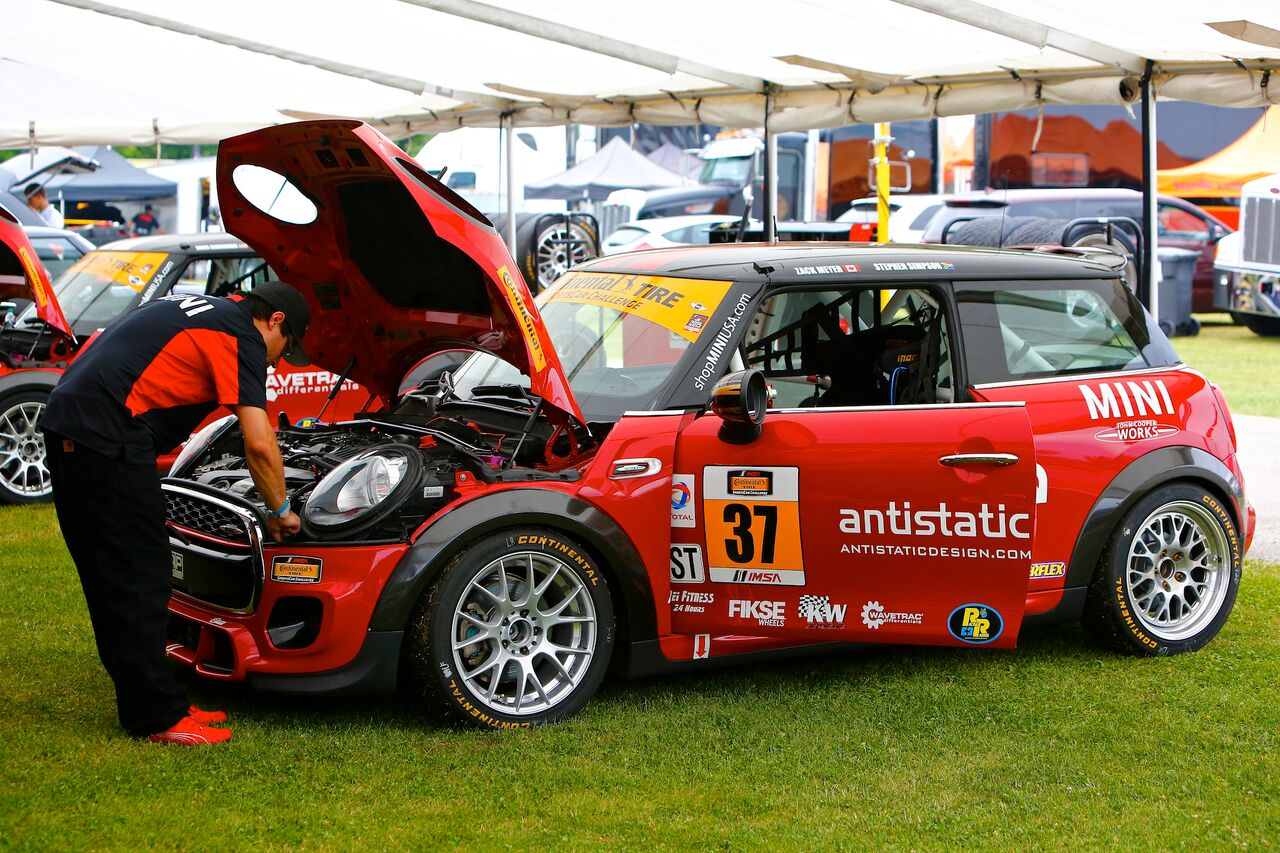 Not So For The Mini Jcw This Is First Time That A Has Raced At Such High Level Of Compeion And Team Does Have