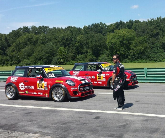 Thank you to our VIR Crew