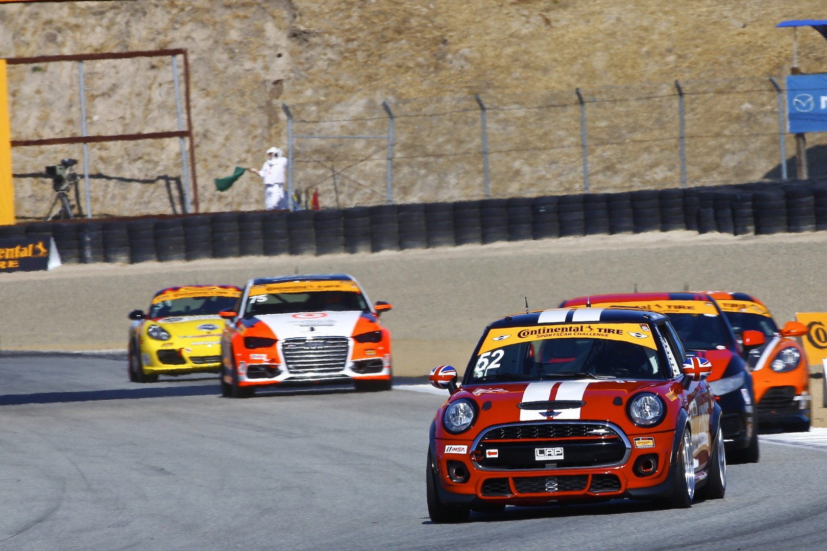 IMSA Article: From Drawing Board to Podium