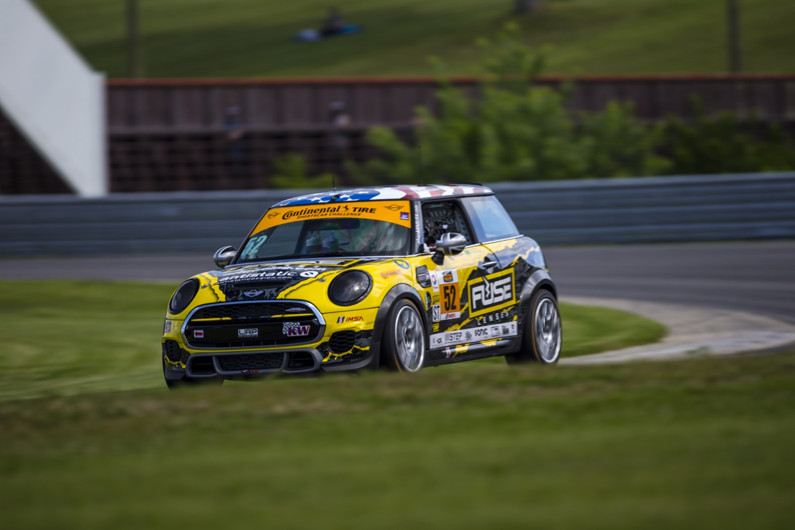 Road Atlanta MINI JCW Race Team Meet and Greet Information