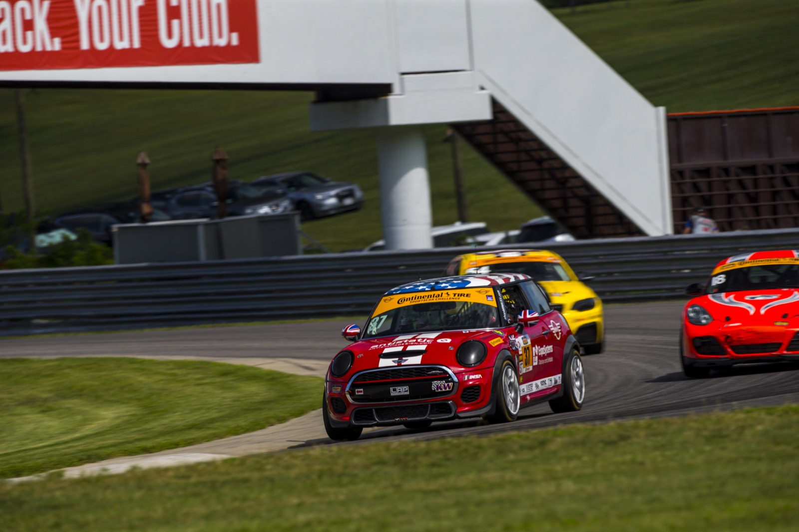 MINI JCW Team Heads to Lime Rock Park