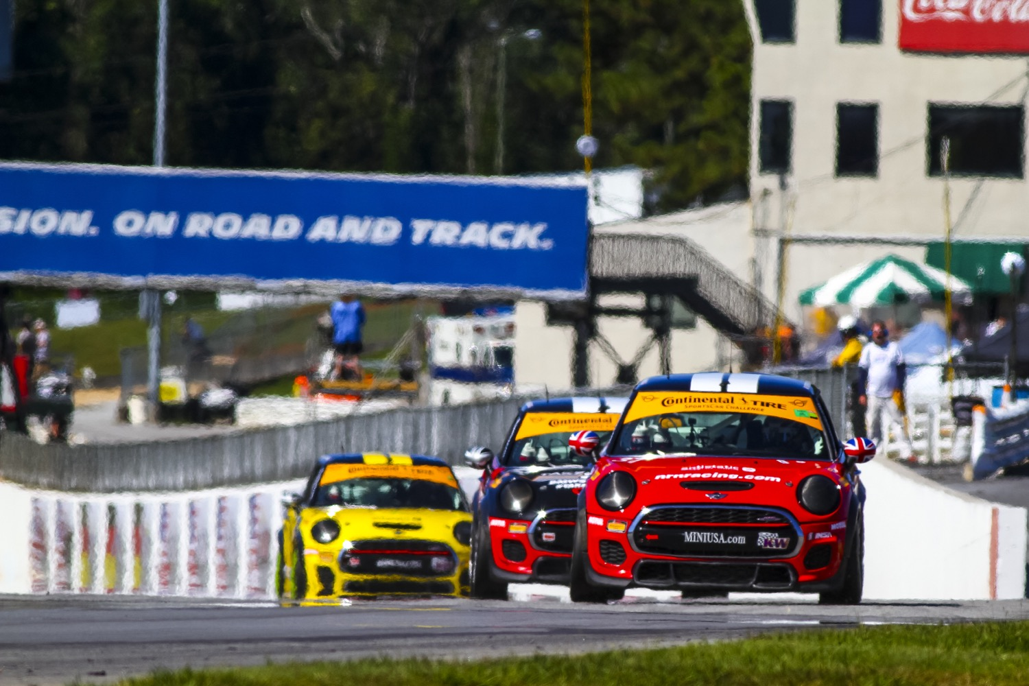 MINI JOHN COOPER WORKS TEAM TO ENTER 2019 SRO TC AMERICA RACE SERIES