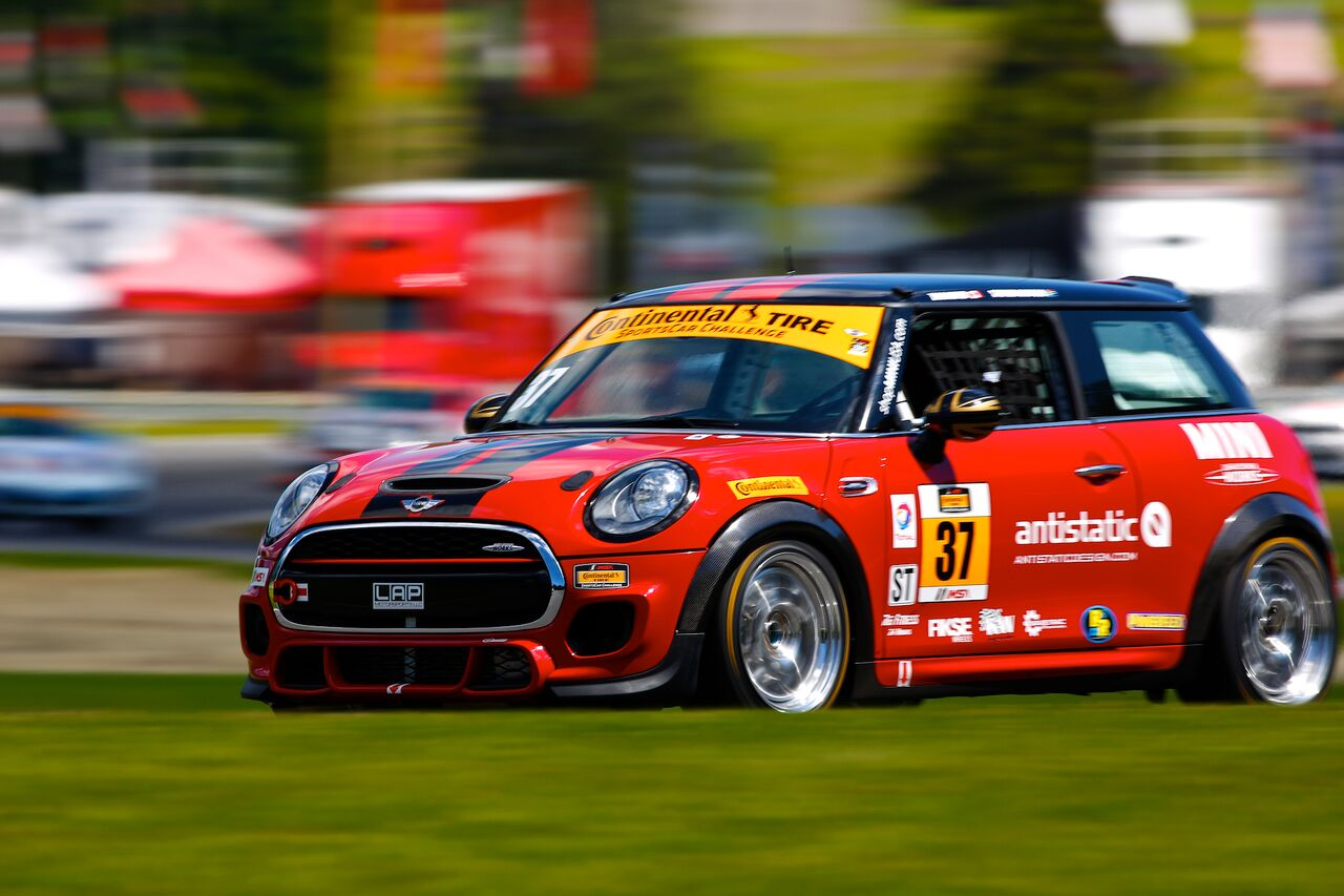 MINI John Cooper Works Team at Lime Rock Park Race Report
