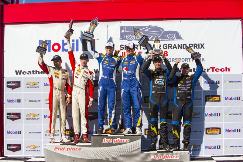 MINI JCW wins 2nd at Canadian Grand Prix