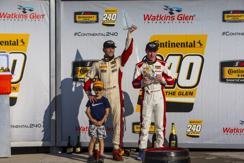 MINI JCW Team wins Watkins Glen 240!