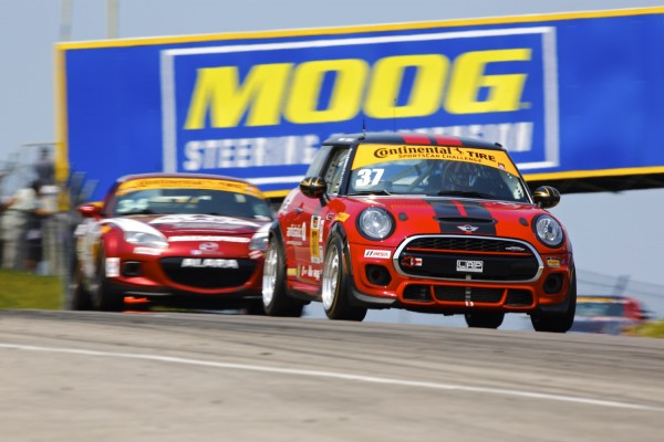 Canadian Tire Motorsport Park Race Report