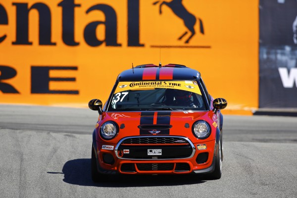 The MINI JCW Team sets their sights on Mazda Raceway Laguna Seca