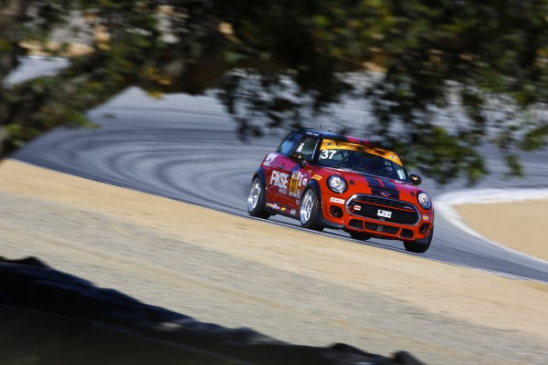 MINI Annouces 2015 Continental Tire SportsCar Challenge Livery