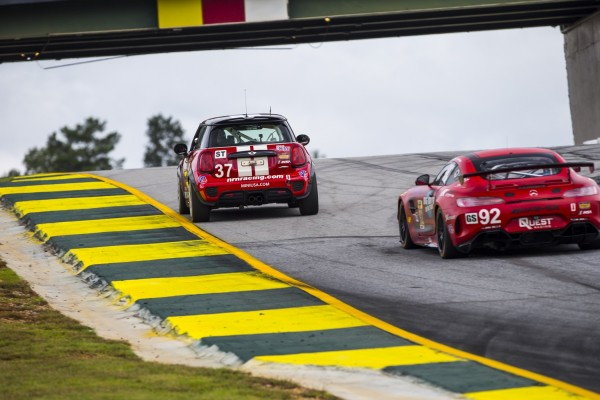 IMSA Continental Tire SportsCar Challenge Road Atlanta Fox Factory 120 Broadcast