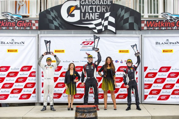 MINI dominates at Watkins Glen