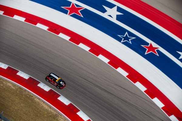 MINI finishes initial TC America races at Circuit of the Americas strong