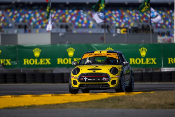 Driver Colin Mullan Joins LAP Motorsports MINI JCW Team for IMSA Continental Tire SportsCar Challeng