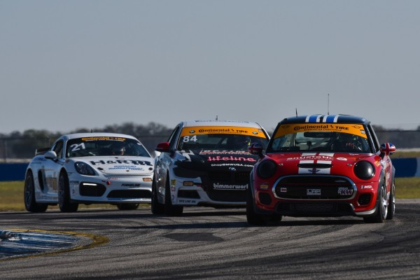 MINI JCW Team Ready for Sebring