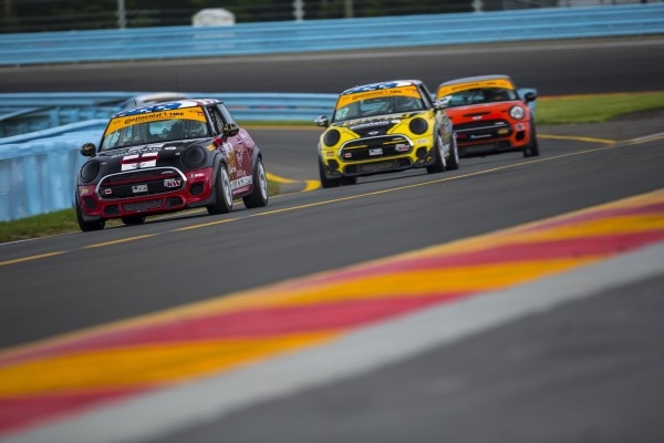 MINI JCW Team Returns to Watkins Glen