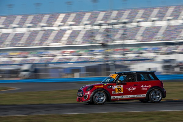 MINI JCW Race Team Gear Up Second Full Season in IMSA Continental Tire SportsCar Challenge Series