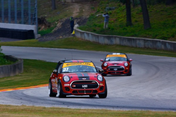MINI John Cooper Works Racing Team at Road America Race Report