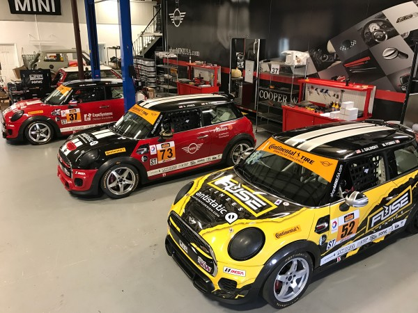 MINI JCW Team Targets Sebring Success
